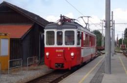 アッター湖鉄道