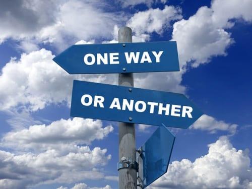 【ビジネスの極意】決断することがリーダーの仕事