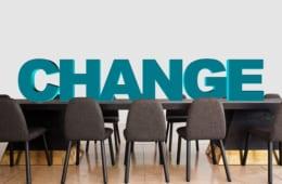【ビジネスの極意】組織を変革する方法