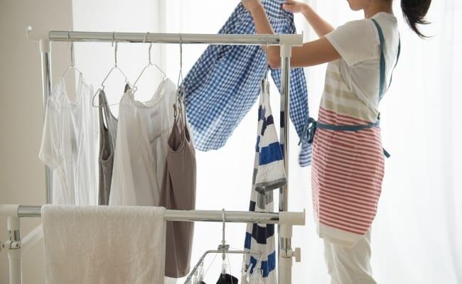 梅雨時期の洗濯を気持ち良く行うための3つのコツ
