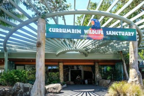 野生動物の保護を目的とした施設
