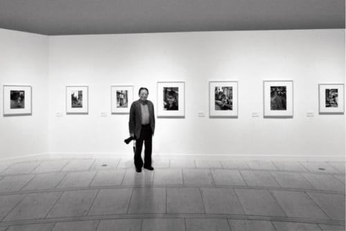 4月14日まで東京・世田谷美術館で「田沼武能写真展 東京わが残像1948-1964」が催されていた。東京の下町や武蔵野の風景も、田沼さんが撮り続けてきたテーマだ