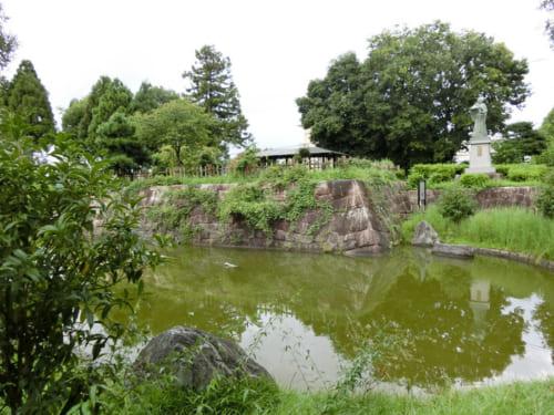 町屋を城内に取り込む堅固な城郭として高槻城は築かれた