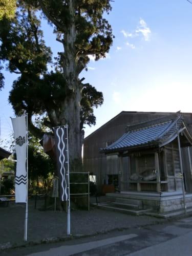 関ヶ原古戦場に残る「福島正則陣跡」