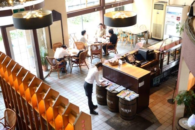 ハーバーカフェ北野白梅町店
