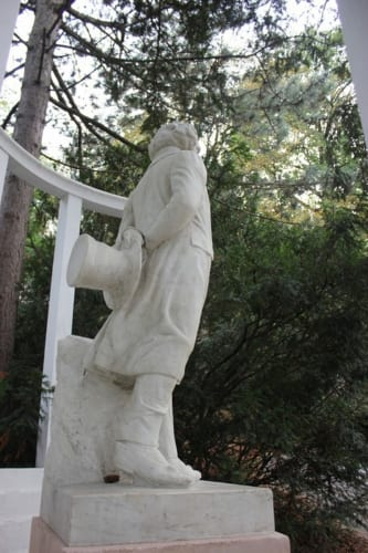 ●ベートーヴェン像
