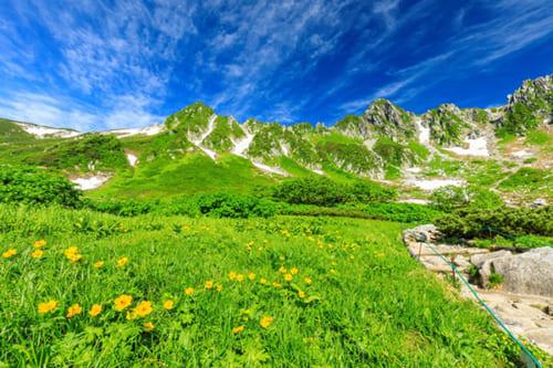 夏の登山ランキング