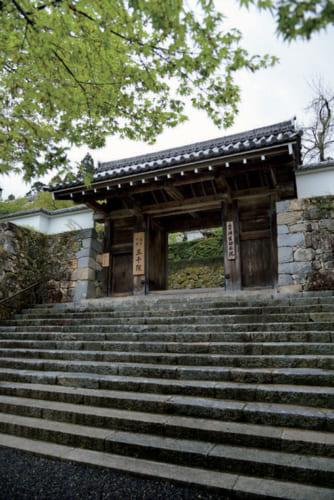 京都・大原にある天台宗寺院「三千院」。1200年の歴史があり、三千院門跡とも称する。本尊は薬師如来、開基は最澄。平成25年、堀澤祖門さんは62世門主に就任した。京都市左京区大原来迎院町540 電話:075・744・2531