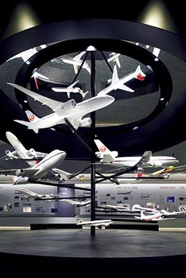 9位:JAL工場見学~SKY MUSEUM~【東京都】