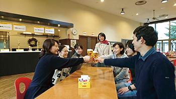 3位:キリンビール 取手工場【茨城県】