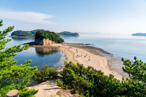 小豆島(しょうどしま)<香川県>