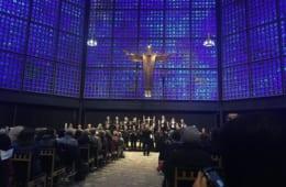カイザー・フリードリッヒ記念教会の新館