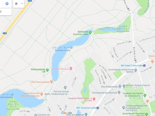 (C)Google map