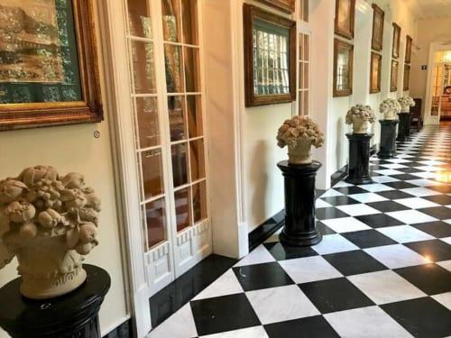 歴史学者ギジェルモ・トヴァル・デ・テレサの住宅を一般公開し、所蔵品を展示するCasa Guillermo Tovar de Teresaは2018年末にオープンしたばかりの博物館だ。 Valladolid 52, Roma Nte., 06700 Ciudad de México, CDMX