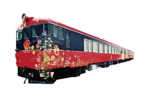 4位 「花嫁のれん」<JR西日本、IRいしかわ鉄道>