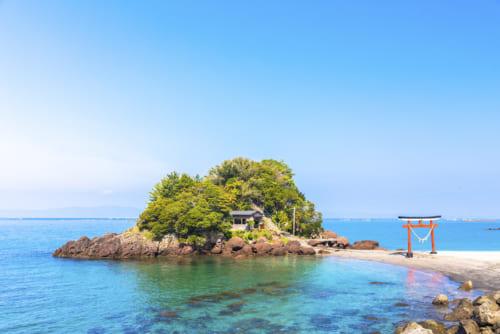 9位:【鹿児島県】荒平天神(あらひらてんじん)