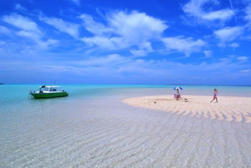 2位:【鹿児島県】与論島 百合ヶ浜