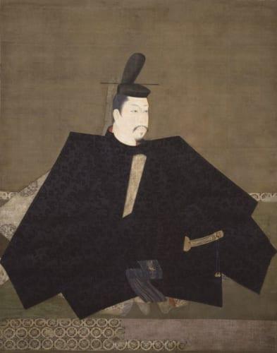国宝《伝源頼朝像》京都・神護寺所蔵