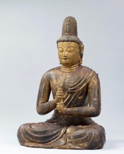 国宝《五智如来坐像》京都・安祥寺所蔵