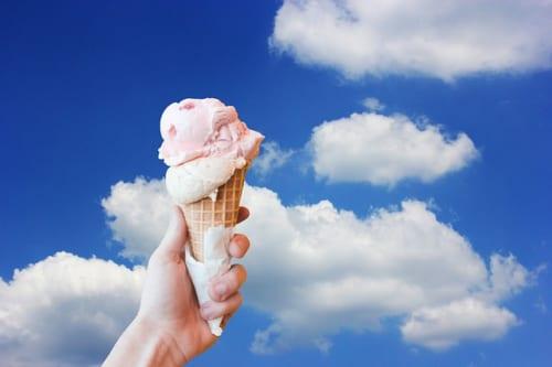 アイスクリーム頭痛