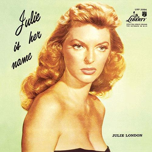 ジュリー・ロンドン『彼女の名はジュリーVol.1』