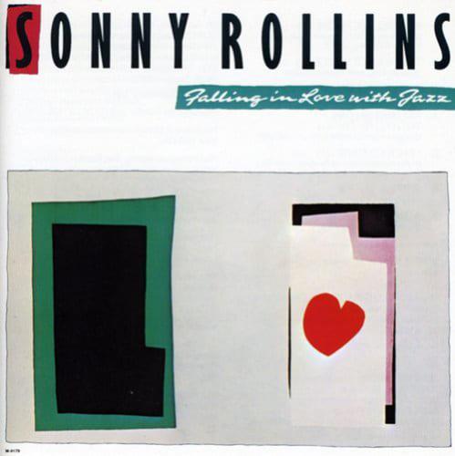 ソニー・ロリンズ『ジャズに恋して(フォーリング・イン・ラヴ・ウィズ・ジャズ)』