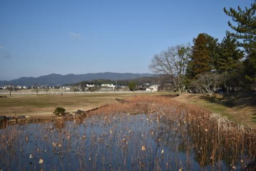 深田や沼地を生かし、堅固な防御を誇った備中高松城。逆手にとった羽柴秀吉軍が水攻めにした