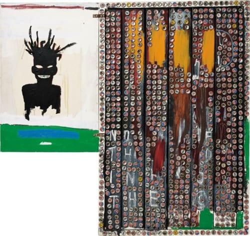 ジャン=ミシェル・バスキア Self Portrait,1985 Private Collection Photo:Max Yawney Artwork (C) Estate of Jean-Michel Basquiat. Licensed by Artestar,New York
