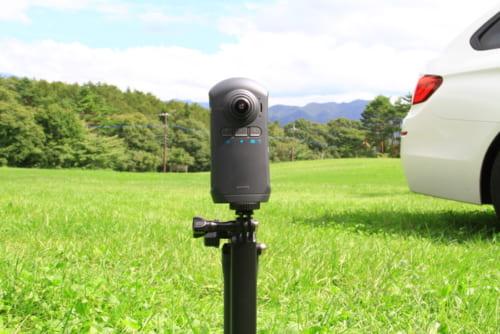 アクションカメラで撮影