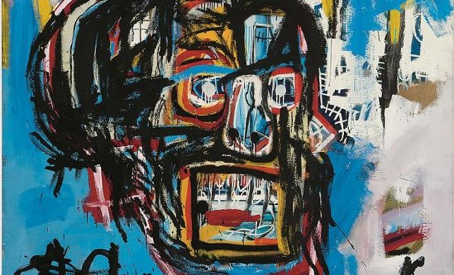ジャン=ミシェル・バスキア Untitld,1982 Yusaku Maezawa Collection,Chiba Artwork (C) Estate of Jean-Michel Basquiat. Licensed by Artestar,New York