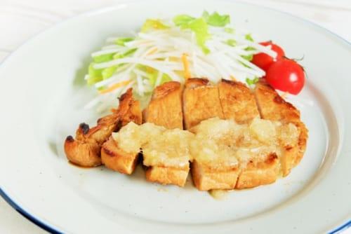 豚肉の梨生姜ソース
