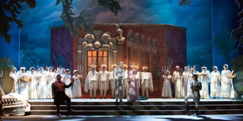 『Don Pasquale』トリエステ歌劇場公演より