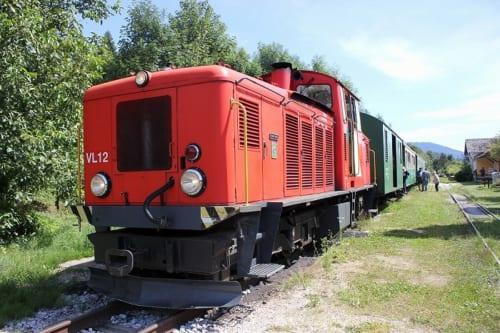 ディーゼル機関車VL11-16