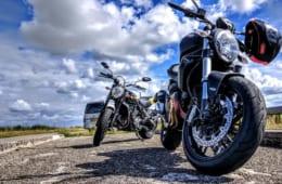 シニアライダーの8割以上がバイクマナーに自信アリ!! シニアライダーに関する実態調査