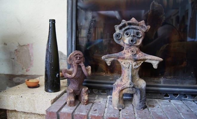 本の土偶と埴輪にハマりすぎてしまった、一人の愛すべきフランス人