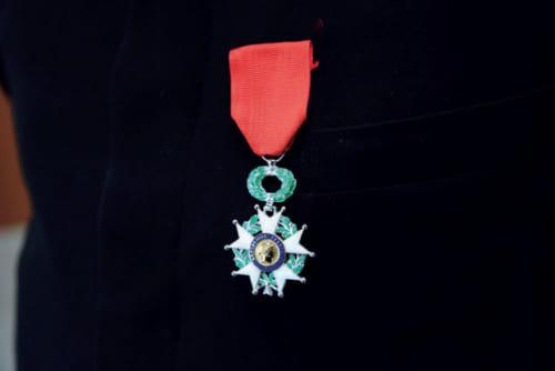 レジオン・ドヌール勲章シュバリエ