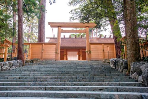伊勢神宮(三重県)