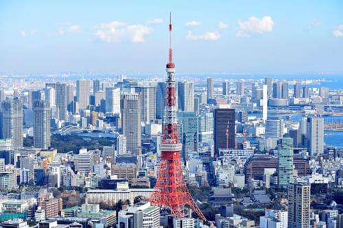 東京タワー(東京都)
