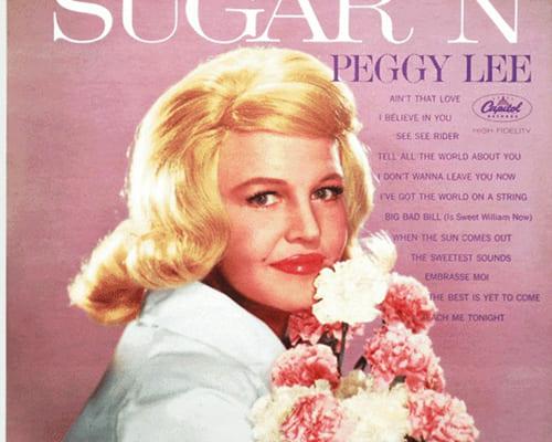 ペギー・リー『シュガー・ン・スパイス』