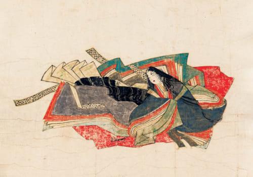 重要文化財 佐竹本三十六歌仙絵 小大君(部分) 鎌倉時代 13世紀 奈良・大和文華館 【展示期間:11月6日~11月24日】