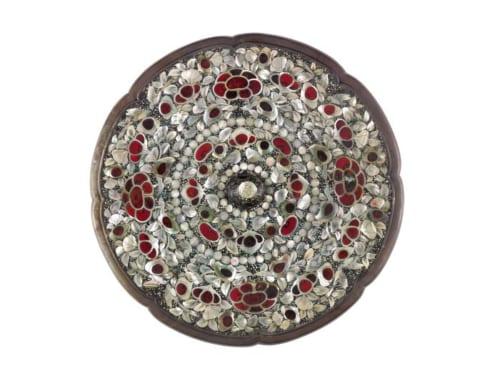 平螺鈿背八角鏡 唐時代・8世紀 正倉院宝物 (後期展示11月6日~24日)