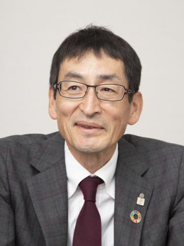 首都圏を中心に全国38件のグランドマストシリーズを統括する積和グランドマスト代表取締役の宮本俊介さん。