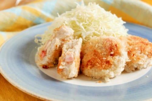 ねっとり里芋の焼きコロッケ