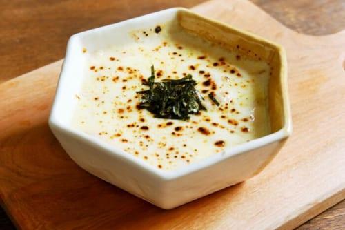 ホワイトソース不使用!味噌風味の里芋グラタン