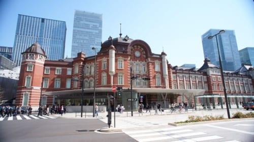 現在の東京駅丸の内駅舎(北口)(c)Yanagi Shinobu