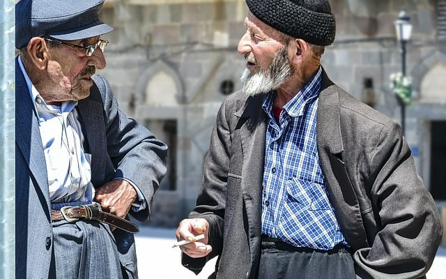 老後は笑顔で「平気で生きていく」|『おじいさんになったね』