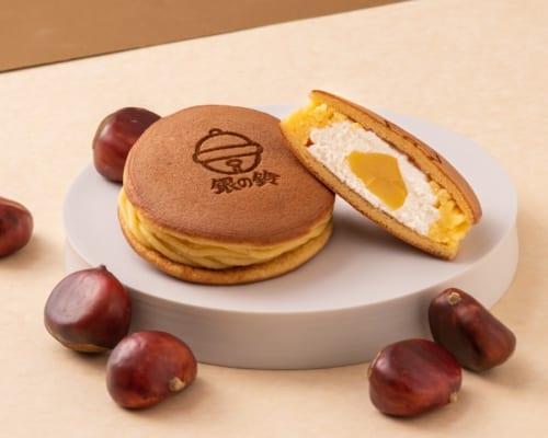 1位:銀の鈴サンドパンケーキモンブラン [コロンバン/グランスタ] 1個 297円
