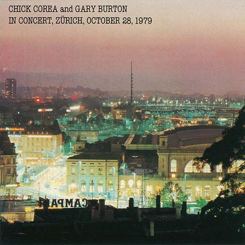チック・コリア&ゲイリー・バートン『イン・コンサート』