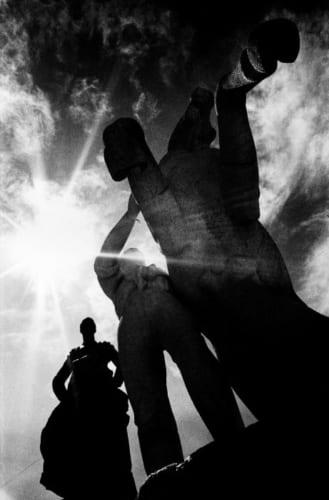 奈良原一高《偉大なる午後 コルドバ》<スペイン 偉大なる午後>より 1963-64年 (C)Ikko Narahara