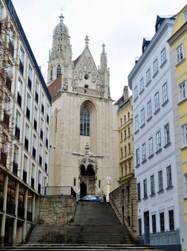 ウィーンの旧市街地1区